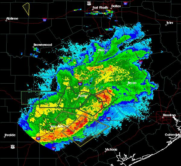 Radar Image for Severe Thunderstorms near Lexington, TX at 5/3/2019 9:15 PM CDT