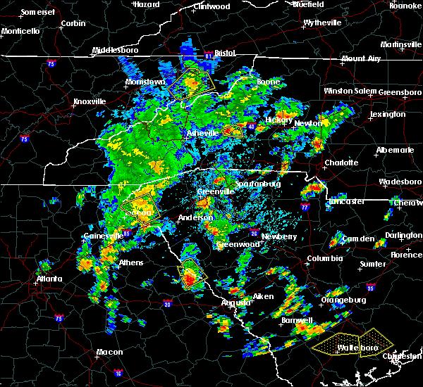 Radar Image for Severe Thunderstorms near Lincolnton, GA at 5/4/2019 3:31 PM EDT