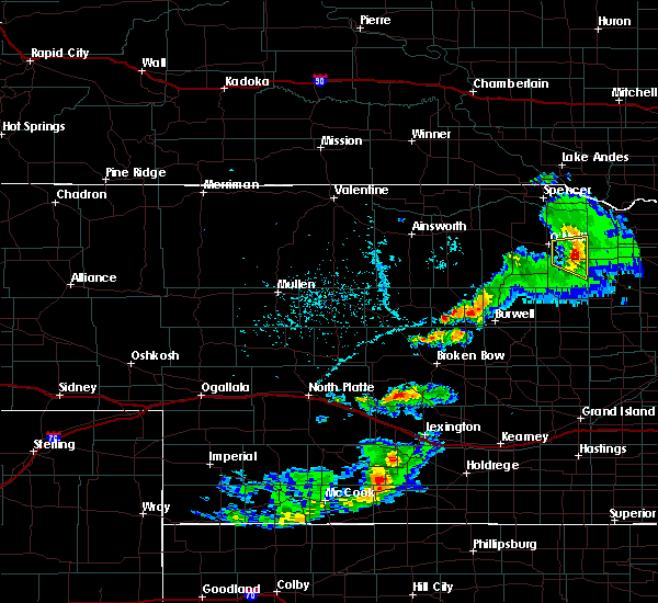 Radar Image for Severe Thunderstorms near Page, NE at 5/4/2019 4:22 PM CDT