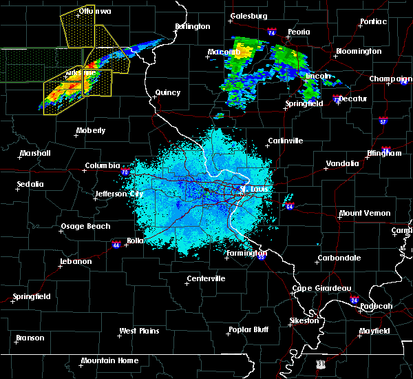 Radar Image for Severe Thunderstorms near Novelty, MO at 6/11/2015 9:17 PM CDT