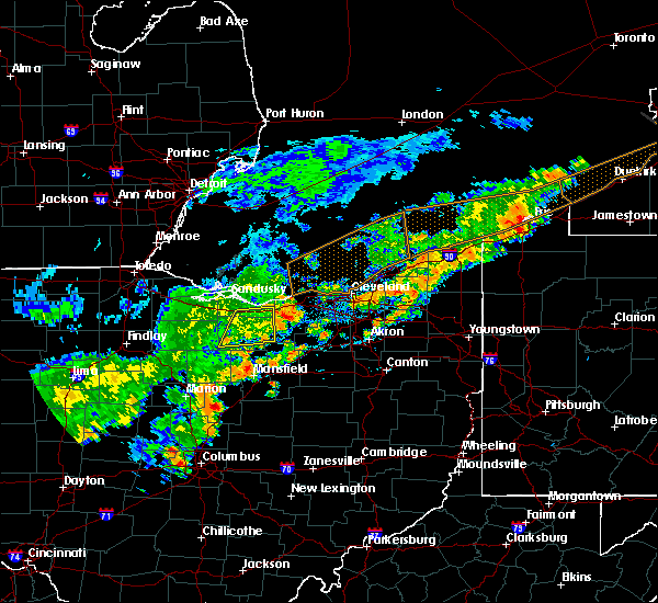 Radar Image for Severe Thunderstorms near Oberlin, OH at 6/12/2015 3:19 PM EDT
