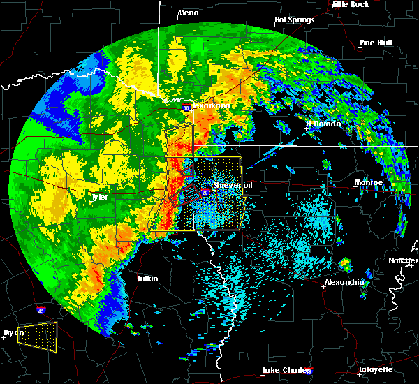 Radar Image for Severe Thunderstorms near Queen City, TX at 5/8/2019 3:05 PM CDT