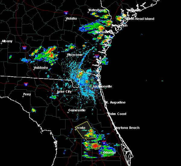 Radar Image for Severe Thunderstorms near Homeland, GA at 6/12/2015 4:07 PM EDT