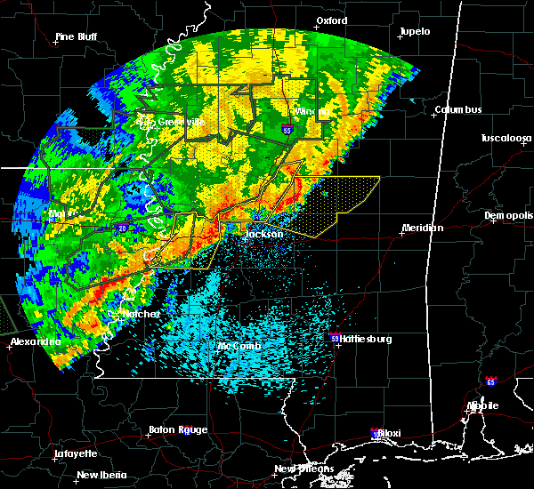 Radar Image for Severe Thunderstorms near Flowood, MS at 5/9/2019 8:25 AM CDT