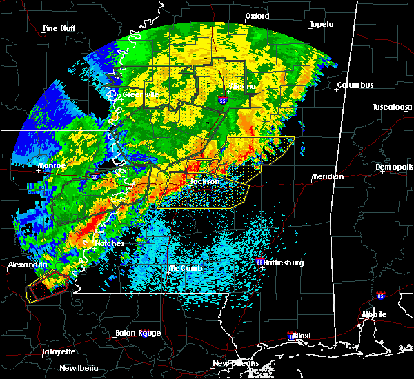 Radar Image for Severe Thunderstorms near Flowood, MS at 5/9/2019 8:46 AM CDT