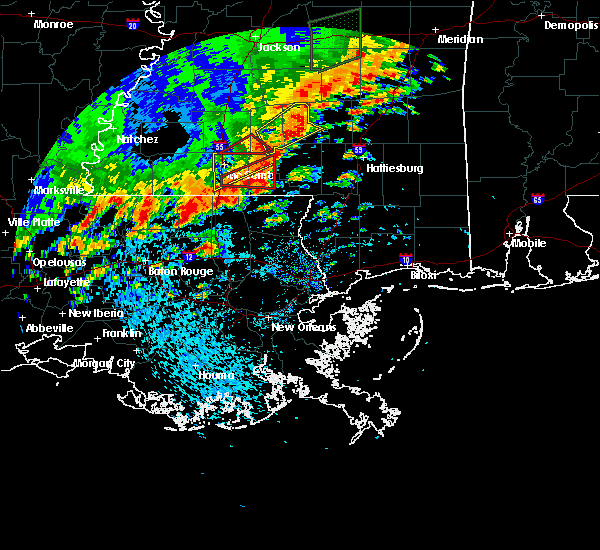 Radar Image for Severe Thunderstorms near Independence, LA at 5/9/2019 12:06 PM CDT