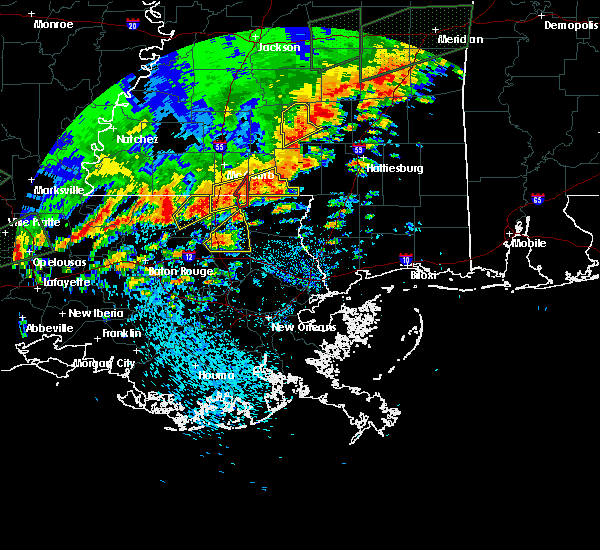 Radar Image for Severe Thunderstorms near Independence, LA at 5/9/2019 12:26 PM CDT