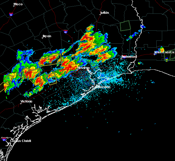 Radar Image for Severe Thunderstorms near Bunker Hill Village, TX at 5/9/2019 7:19 PM CDT