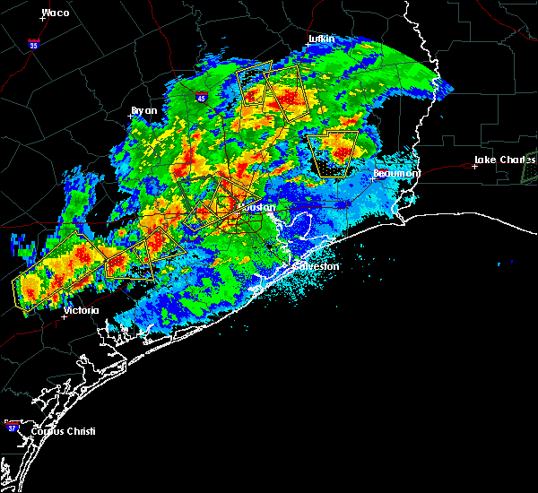 Radar Image for Severe Thunderstorms near Humble, TX at 5/9/2019 8:59 PM CDT