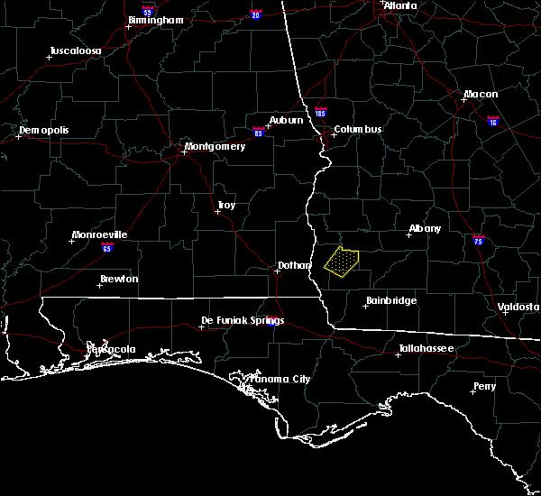Radar Image for Severe Thunderstorms near Arlington, GA at 6/12/2015 4:41 PM EDT