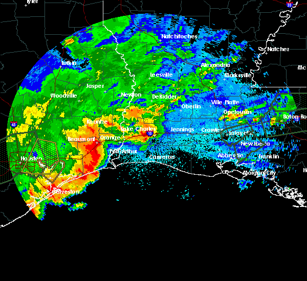 Radar Image for Severe Thunderstorms near Central Gardens, TX at 5/10/2019 12:23 AM CDT
