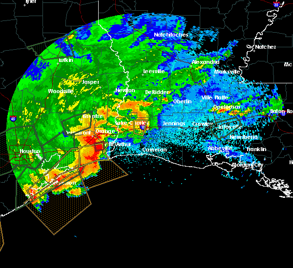 Radar Image for Severe Thunderstorms near Central Gardens, TX at 5/10/2019 12:38 AM CDT