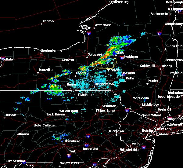 Radar Image for Severe Thunderstorms near Cazenovia, NY at 5/10/2019 2:37 PM EDT