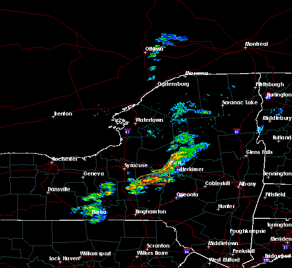 Radar Image for Severe Thunderstorms near Chadwicks, NY at 5/10/2019 3:04 PM EDT