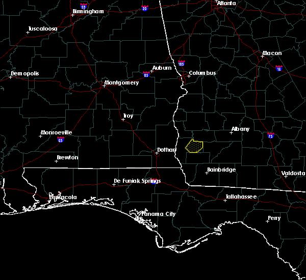 Radar Image for Severe Thunderstorms near Arlington, GA at 6/12/2015 4:49 PM EDT
