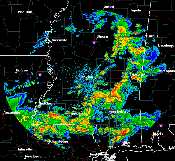 Radar Image for Severe Thunderstorms near Soso, MS at 5/11/2019 2:35 PM CDT