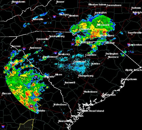 Radar Image for Severe Thunderstorms near Marshville, NC at 5/11/2019 5:24 PM EDT