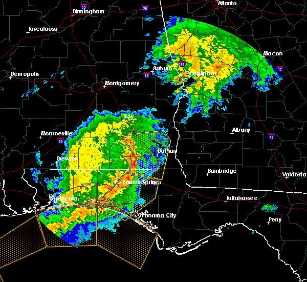 Radar Image for Severe Thunderstorms near Taylor, AL at 5/12/2019 10:06 AM CDT