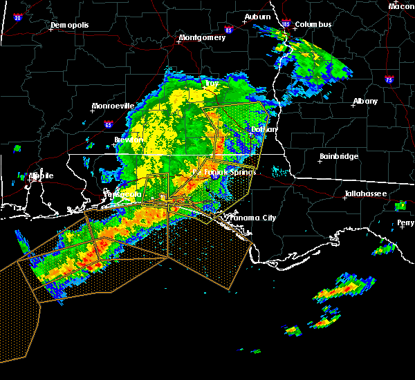Radar Image for Severe Thunderstorms near Destin, FL at 5/12/2019 10:09 AM CDT