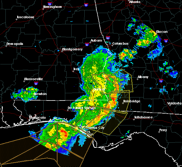 Radar Image for Severe Thunderstorms near Colquitt, GA at 5/12/2019 12:31 PM EDT