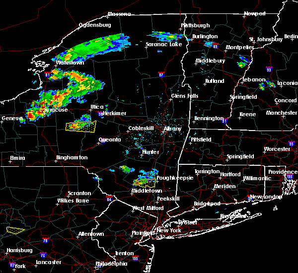 Radar Image for Severe Thunderstorms near Milton, NY at 6/12/2015 4:56 PM EDT
