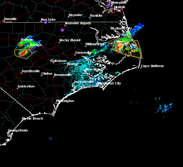 Radar Image for Severe Thunderstorms near Columbia, NC at 5/13/2019 1:19 PM EDT