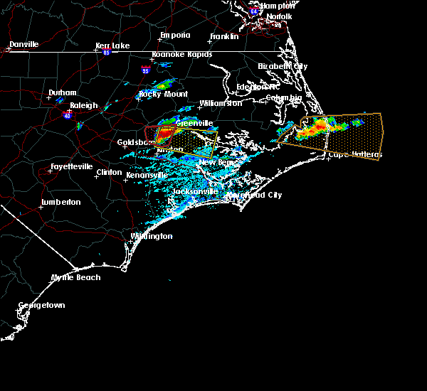 Radar Image for Severe Thunderstorms near Washington Park, NC at 5/13/2019 3:11 PM EDT