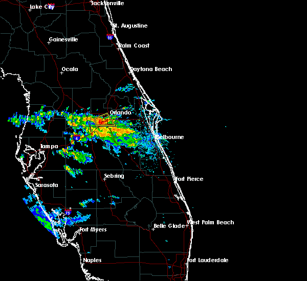 orlando weather maps doppler Interactive Hail Maps Hail Map For Orlando Fl orlando weather maps doppler