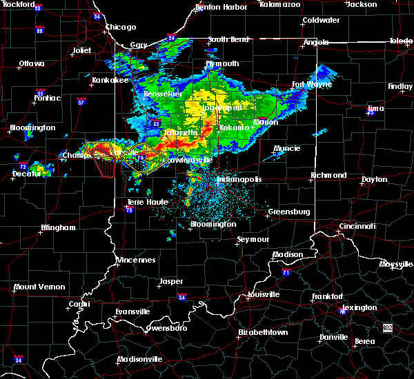 Radar Image for Severe Thunderstorms near Belgium, IL at 5/16/2019 3:37 PM CDT