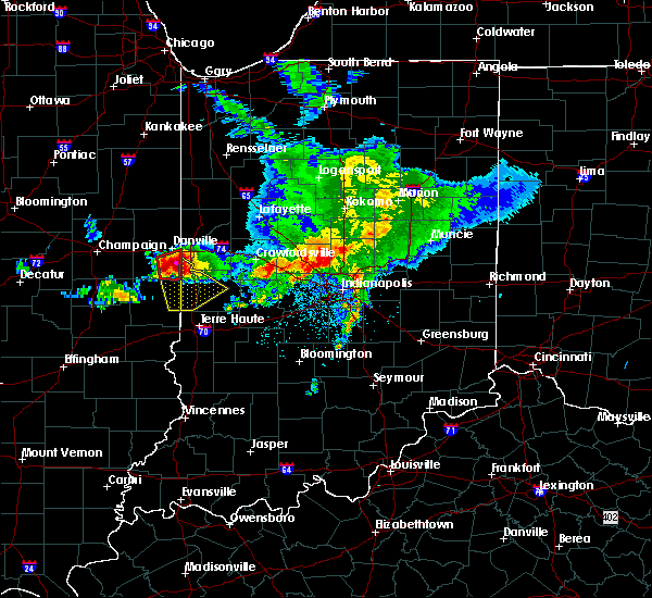 Radar Image for Severe Thunderstorms near Belgium, IL at 5/16/2019 4:14 PM CDT