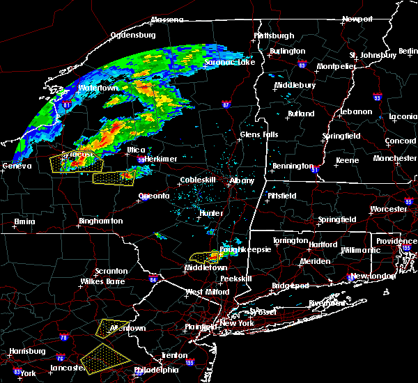 Radar Image for Severe Thunderstorms near Milton, NY at 6/12/2015 5:26 PM EDT