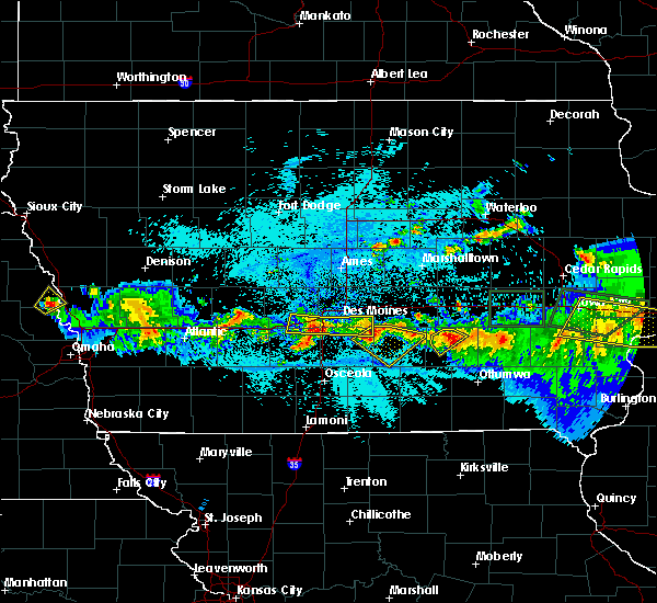 Radar Image for Severe Thunderstorms near Hartford, IA at 5/16/2019 10:10 PM CDT