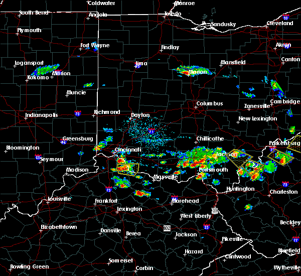 Radar Image for Severe Thunderstorms near Neville, OH at 5/17/2019 5:30 PM EDT