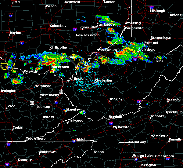 Radar Image for Severe Thunderstorms near Mason, OH at 5/17/2019 5:32 PM EDT