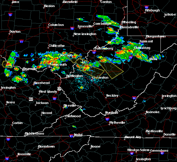 Radar Image for Severe Thunderstorms near Mason, OH at 5/17/2019 5:49 PM EDT