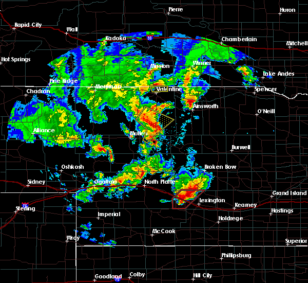 Radar Image for Severe Thunderstorms near Brownlee, NE at 5/17/2019 8:09 PM CDT