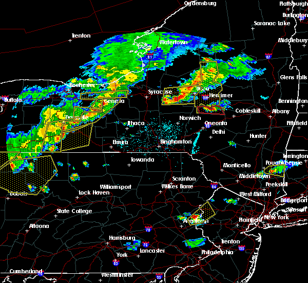 Radar Image for Severe Thunderstorms near Phelps, NY at 6/12/2015 5:53 PM EDT