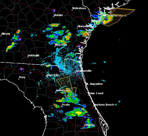 Radar Image for Severe Thunderstorms near Asbury Lake, FL at 6/12/2015 5:56 PM EDT