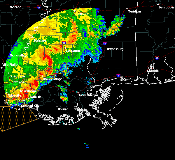 Radar Image for Severe Thunderstorms near Patterson, LA at 5/19/2019 8:17 AM CDT