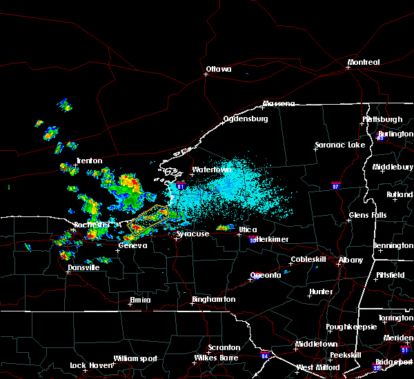 Radar Image for Severe Thunderstorms near Wolcott, NY at 5/19/2019 1:23 PM EDT