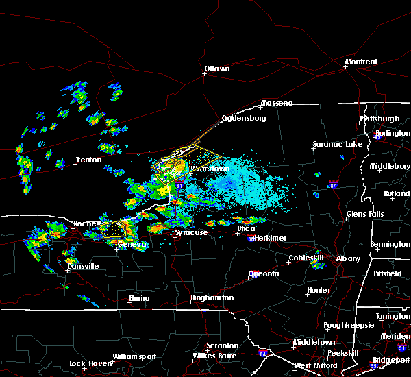 Radar Image for Severe Thunderstorms near Clyde, NY at 5/19/2019 2:08 PM EDT