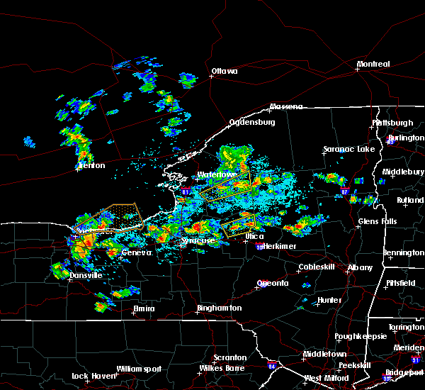 Radar Image for Severe Thunderstorms near Holland Patent, NY at 5/19/2019 3:00 PM EDT