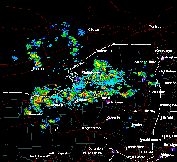 Radar Image for Severe Thunderstorms near Rome, NY at 5/19/2019 3:09 PM EDT