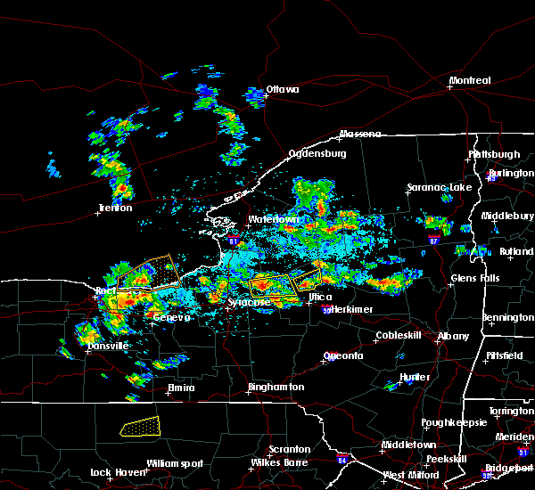 Radar Image for Severe Thunderstorms near Holland Patent, NY at 5/19/2019 3:18 PM EDT