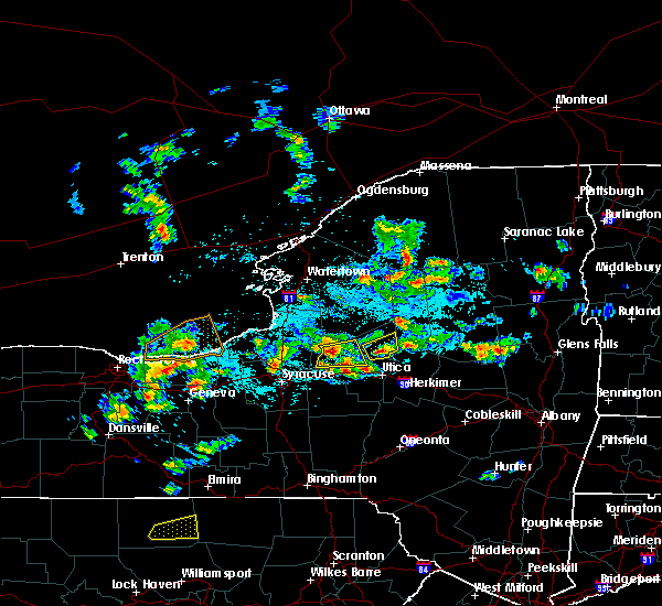 Radar Image for Severe Thunderstorms near Rome, NY at 5/19/2019 3:22 PM EDT