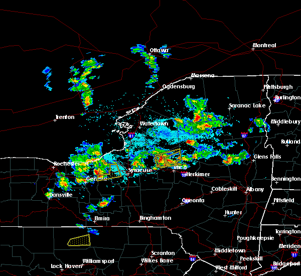 Radar Image for Severe Thunderstorms near Holland Patent, NY at 5/19/2019 3:41 PM EDT