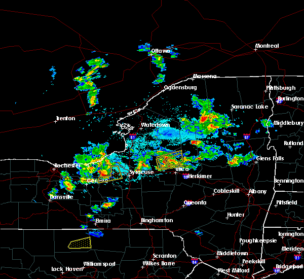 Radar Image for Severe Thunderstorms near Meridian, NY at 5/19/2019 3:44 PM EDT