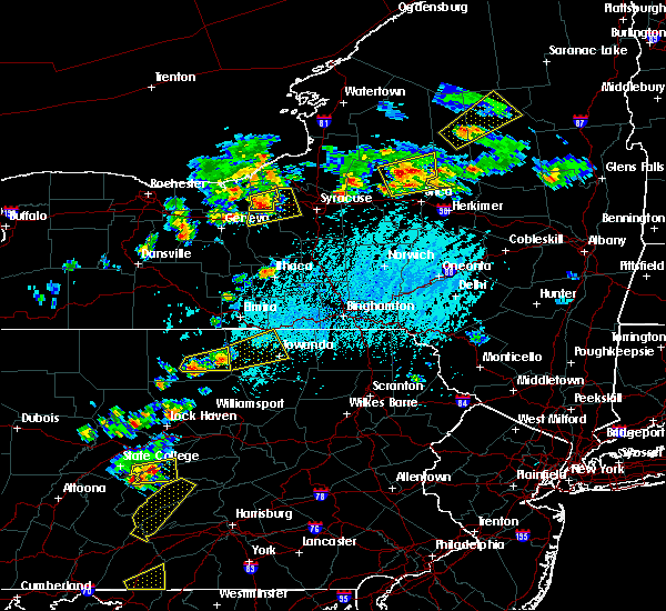 Radar Image for Severe Thunderstorms near Greens Landing, PA at 5/19/2019 3:48 PM EDT