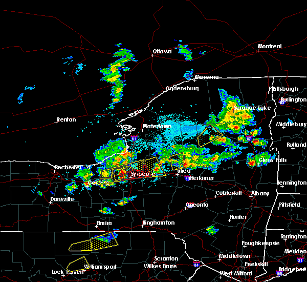 Radar Image for Severe Thunderstorms near Fairmount, NY at 5/19/2019 4:15 PM EDT