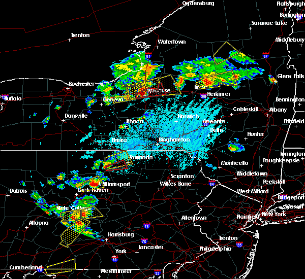 Radar Image for Severe Thunderstorms near Burlington, PA at 5/19/2019 4:24 PM EDT